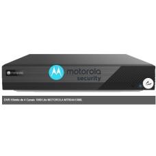 DVR MOTOROLA 4 CANAIS 1080N